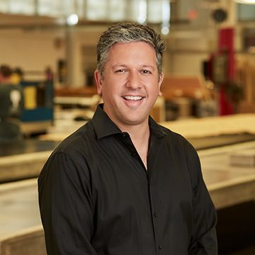 David Berkowitz - Executive Vice President, Manufacturing & Product Development