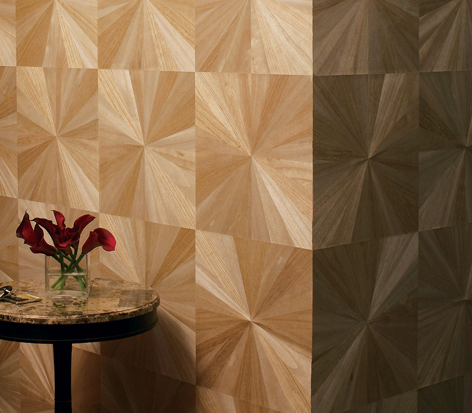 wood veneer wall coverings